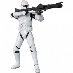 Figura Bandai S.H.Figuarts Star Wars Clone Trooper Phase1 About 150mm ABS & PVC Painted