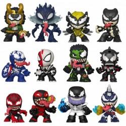 Figura Marvel Funko Mystery Minis Venom Multicolor