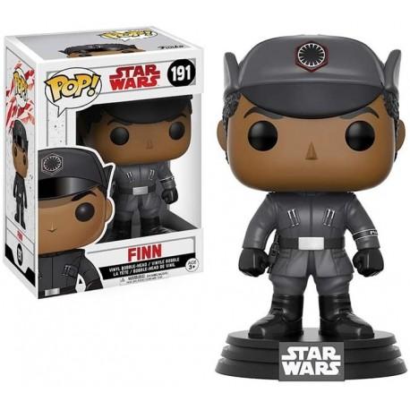 Figura Star Wars Funko POP! Wars The Last Jedi Finn Collectible
