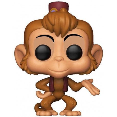 Figura Disney Funko POP! Disney Aladdin Abu Collectible Toy