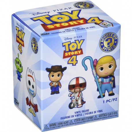 Figura Funko Mystery Minis Toy Story 4 One Multicolor One-Size