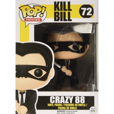 Figura Funko POP Movies Kill Bill Crazy 88 Vinyl