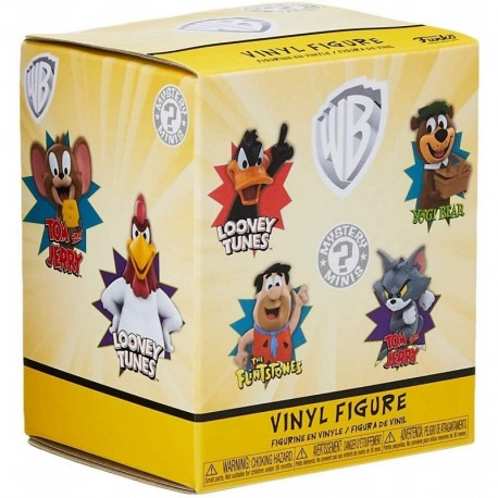 Figura Funko Mini Saturday Morning Cartoons One Mystery Collectible Toy