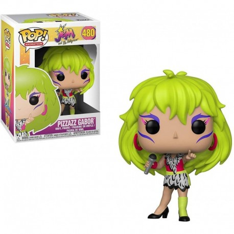 Figura Funko POP! Animation Jem and The Holograms Pizzazz