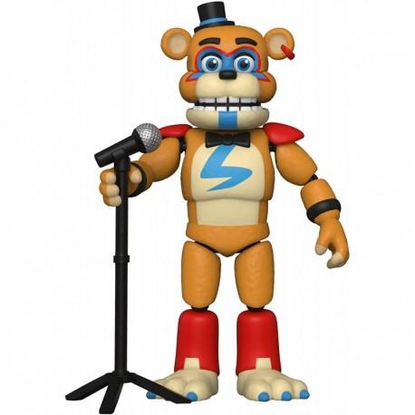 Figura Funko Five Nights at Freddy's Security Breach Glamrock Fred Multicolour