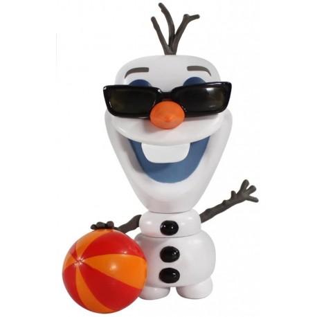 Figura Disney Funko POP Disney Frozen Summer Olaf ,Multi-colored,3.75 inches