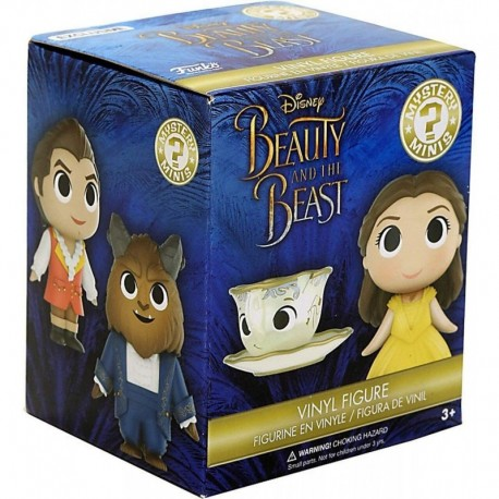 Figura Funko Mystery Mini Beauty & The Beast Live Action One Toy