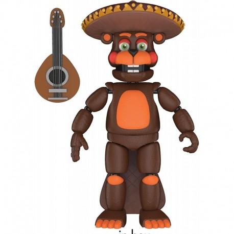 Figura Funko Five Nights at Freddy's Pizza Simulator El Chip Collectible Multicolor