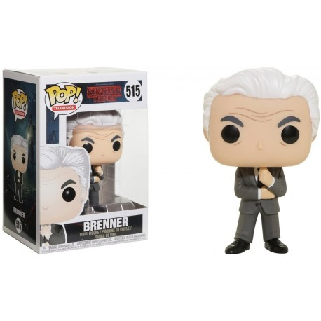 Figura Funko Pop Television Stranger Things Brenner Collectible