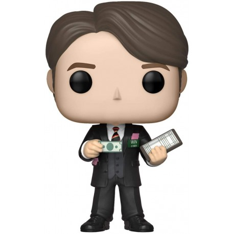 Figura Funko Pop Movies Trading Places Louis Winthorpe Iii Collectible Multicolor