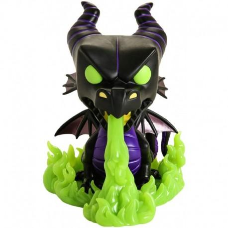 Figura Disney Funko Pop Villains Maleficent as the Dragon Glow in Dark Exclusive 720