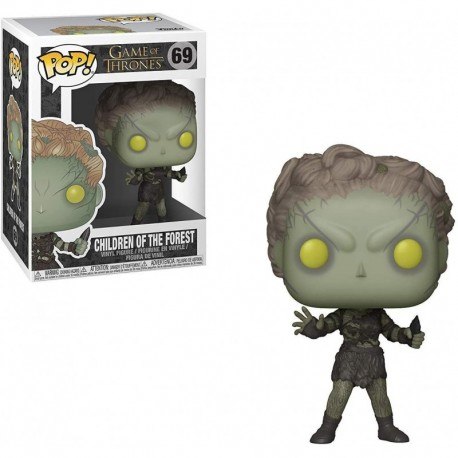 Figura Funko Pop Television Game of Thrones Children The Forest Collectible Multicolor