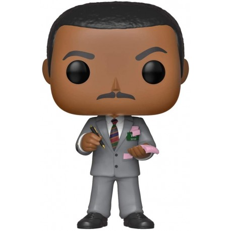 Figura Funko Pop Movies Trading Places Billy Ray Valentine Collectible Multicolor