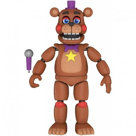 Figura Funko Five Nights at Freddy's Pizza Simulator Rockstar Freddy Collectible Multicolor