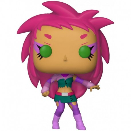 Figura Funko POP TV Teen Titans GO! The Night Begins to Shine Starfire Collectible
