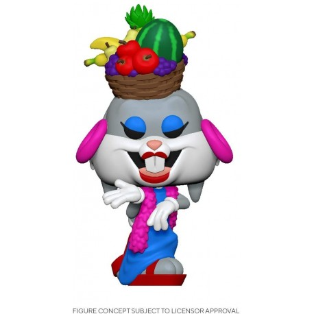 Figura Funko Pop! Animation Bugs 80th Salsa Bugs Multicolor