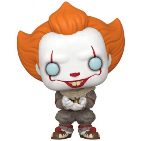 Figura Funko Pop! It Chapter Two Pennywise Glow Bug Exclusive