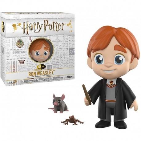 Figura Funko 5 Star Harry Potter Ron Weasley Multicolor