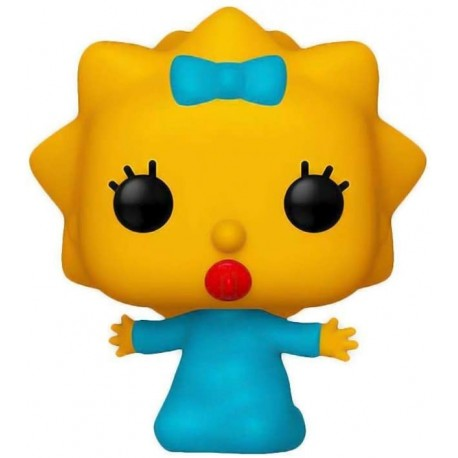 Figura Funko Pop! Animation Simpsons Maggie