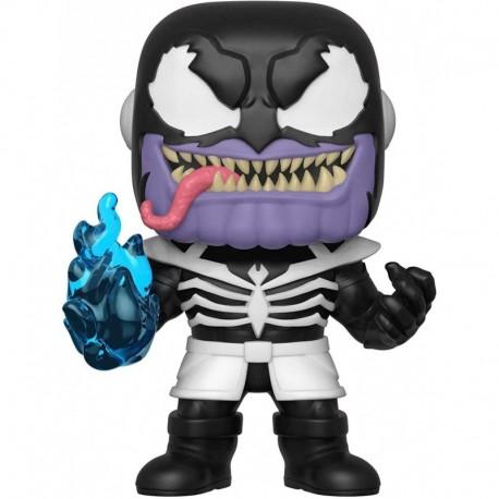 Figura Funko Venomized Thanos Pop Vinyl & 1 Compatible Graphic Protector Bundle 40705 B