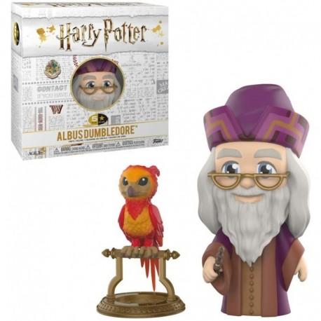 Figura Funko 5 Star Harry Potter Albus Dumbledore Multicolor