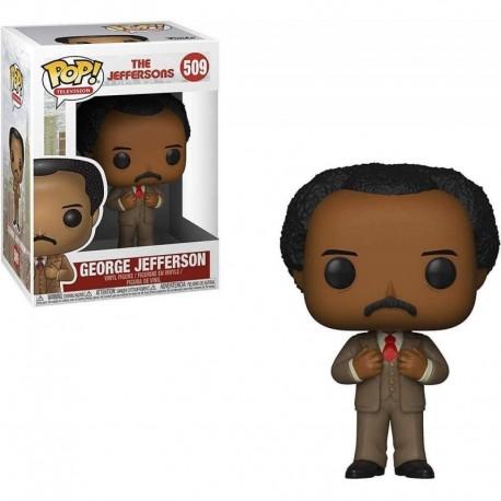 Figura Funko Pop! TV The Jefferson's George Jefferson Toy Multicolor