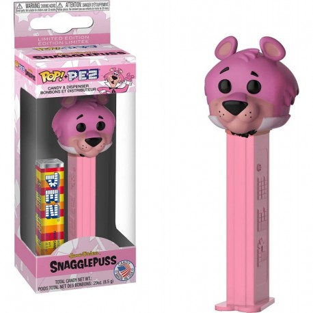 Figura Funko 32292 Pop Pez Hanna BarberaPink Panther Collectible Multicolor