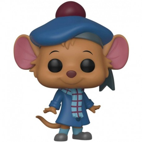 Figura Disney Funko Pop! Disney Great Mouse Detective Olivia Multicolor