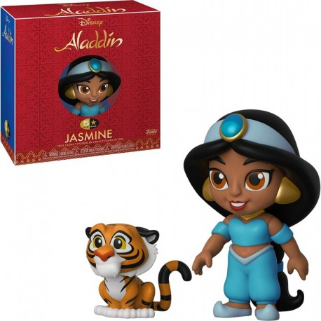 Figura Funko 5 Star Aladdin Jasmine Toy Multicolor