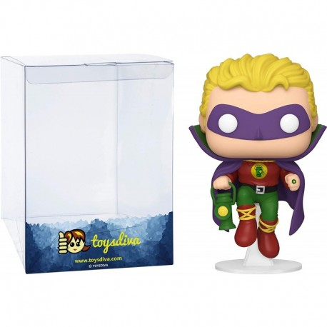 Figura Funko Green Lantern Special Series Funk?o Pop! Heroes Vinyl Bundle 1 Compatible 'ToysDiva' Graphic Protector 317 45908 B