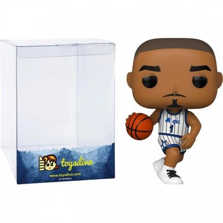 Figura Funko Penn?y Hardaw?a?y Magi?c Funk?o Pop! Basketball Vinyl Bundle 1 Compatible 'ToysDiva' Graphic Protector 082 49305 B
