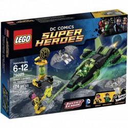 LEGO Superheroes Green Lantern vs Sinestro