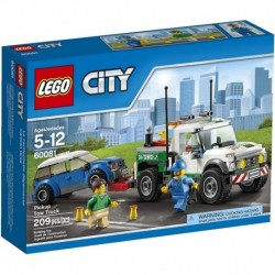 LEGO City Great Vehicles Pickup Tow Truck 60081