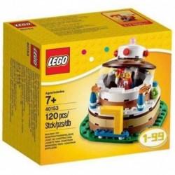 LEGO Birthday Decoration Cake Set 40153
