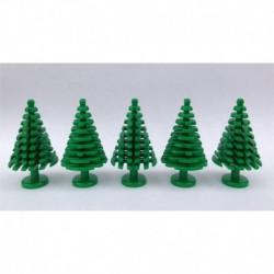 LEGO Pine Tree Large 5-pack