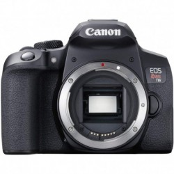 Camara Canon EOS Rebel T8i Body Black