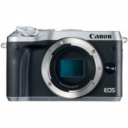 Camara Canon EOS M6 Body Silver