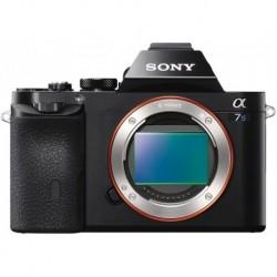 Camara Sony ILCE7S/B Alpha a7S Mirrorless Digital Camera