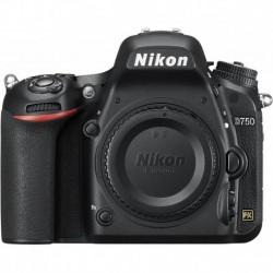 Camara Nikon D750 FX-format Digital SLR Camera Body