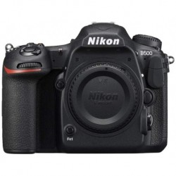 Camara Nikon D500 DX-Format Digital SLR Body Only Base