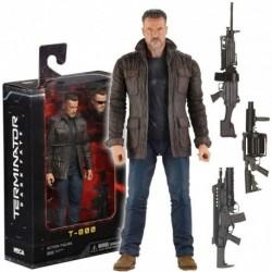 Figura NECA Terminator Dark Fate T-800 Ultimate 7IN AF
