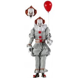 Figura NECA 2017 IT Pennywise 8 Inch Clothed
