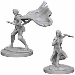 Figura WizKids Pf Mini Elf Female Rogue