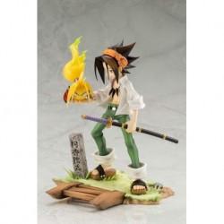 Figura Kotobukiya Shaman King YOH Asakura ArtFX J Statue Multicolor
