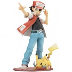 "Figura Kotobukiya ARTFX J ""Pokemon"" series Red Pikachu 1/8 Scale Painted PVC"