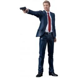 """Figura Kotobukiya ARTFX GOTHAM James """"Jim"""" Gordon? GOTHAM? 1 / 10 scale PVC pre-painted"""