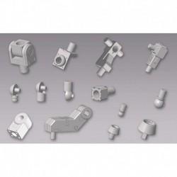 Figura Kotobukiya Modeling Support Goods Mecha Supply 06 Joint Set Type B Model Kit Accessory Multicolor