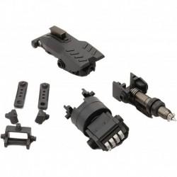 Figura Kotobukiya Modeling Support Goods Weapon Unit 27 Impact Knuckle Model Kit Accessory Multicolor