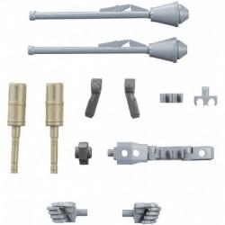 Figura Kotobukiya Panzerfaust & Hand Grenade Model Kit