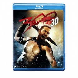 300 Rise of an Empire Blu-ray 3D Blu-ray DVD